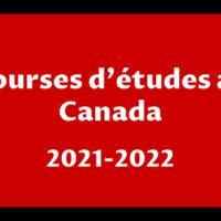 Bourses d'études pour les étudiants de l'étranger